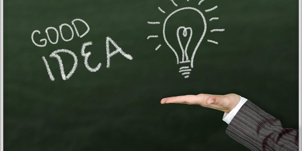 Good idea: come stimolare idee nuove