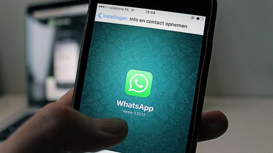whatsapp e i dati condivisi